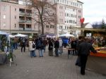 Advendsmarkt am Zähringer Platz